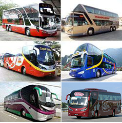 Largest Bus From Kuala Lumpur To Singapore Fr Myr 35 00