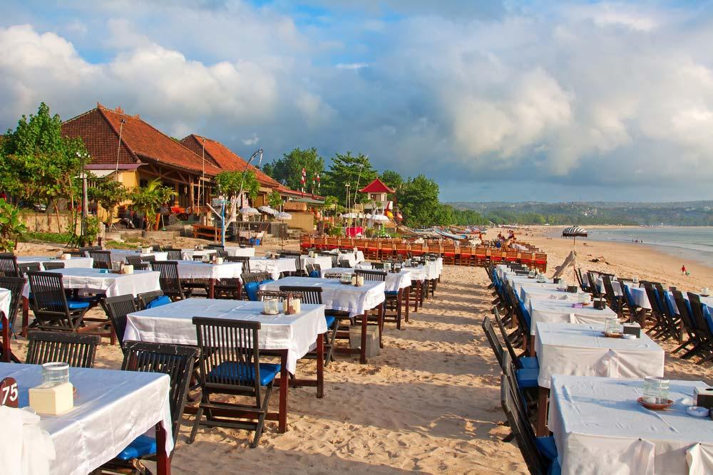Thai Restaurant In Bali