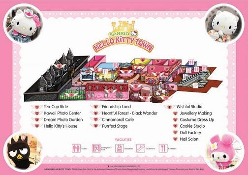 79422d546 Amazing Sanrio Hello Kitty Town Local Tour, Daytrips, Sightseeing ...