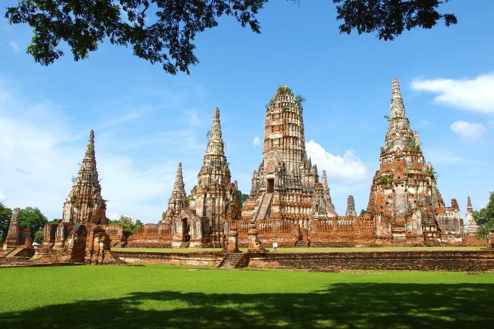 Tour  Ayutthaya Historical Park