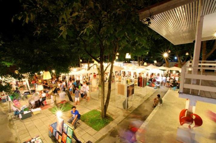 Tour  Cicada Market