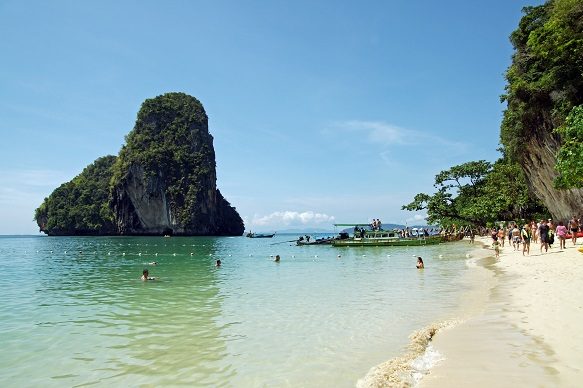 Phra Nang Beach Local Tour Daytrips Sightseeing Packages Easybook Kh
