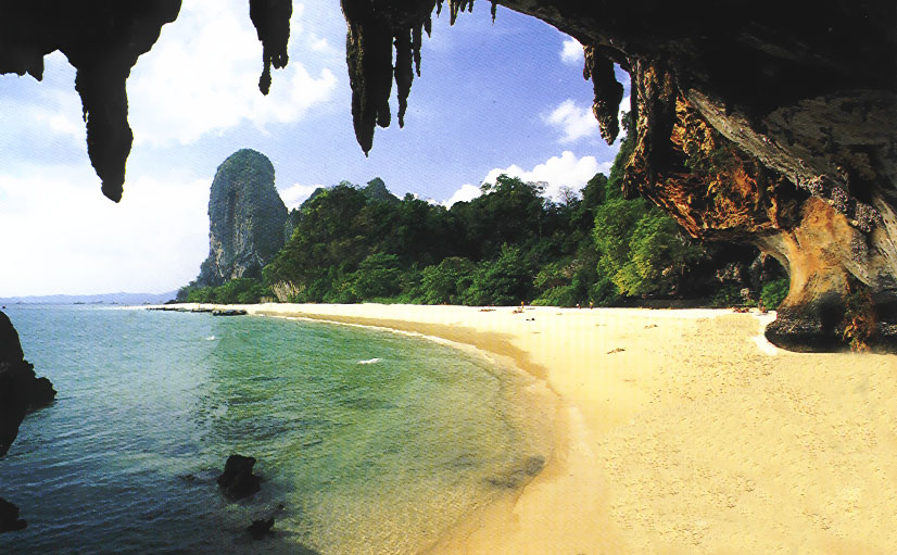 Amazing Phra Nang Beach Local Tour Daytrips Sightseeing Packages Easybook