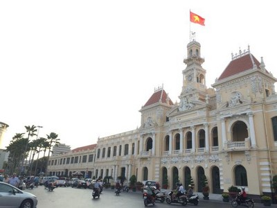 Ho Chi Minh Square Local Tour Daytrips Sightseeing