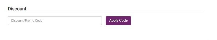 Flight Discount Code