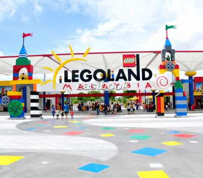 Easybook.com Offering 40% Off For Tour To Legoland Malaysia