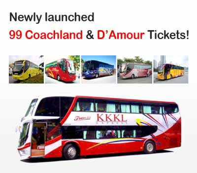 Easybook.com partners Up with 99 Coachland and D'Amour Enterprise in Selling Bus Tickets