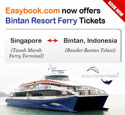 Launch of Brand New Service by Easybook - Online Ferry Tickets from Singapore to Bintan
