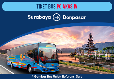 Newly Launched PO Akas IV Bus Tickets