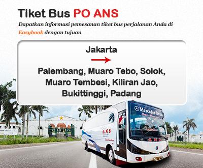 Baru Diluncurkan Tiket Bus Po Ans Easybook Bn