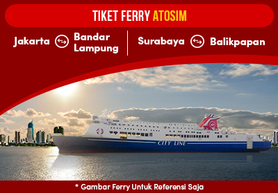 Tiket Kapal Ferry Lampung ke Jakarta Mulai Dari $$$ | Easybook®(ID)