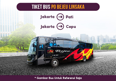 Baru Diluncurkan Tiket Bus Po Bejeu Linsaka
