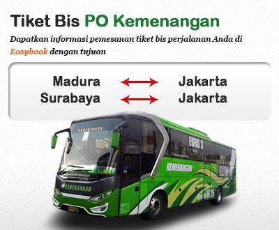 Tiket Bus Kemenangan Booking Tiket Bus Agen Tiket Bus