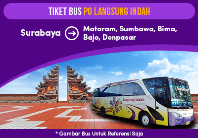 Newly Launched PO Langsung Indah Bus Tickets