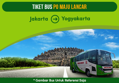 Newly Launched PO Maju Lancar Bus Tickets