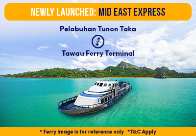 Book Newly Launched Mid East Express Ferry Ticket Now!