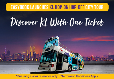 KL Hop-On Hop-Off City Tour Available Now on Easybook!