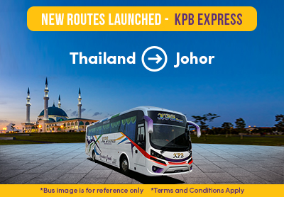Newly-Launched Routes by KPB Express