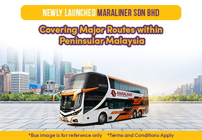 Easybook's Newly-Launched Maraliner Sdn Bhd