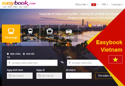 Easybook Vietnam: We Have Got A New Look