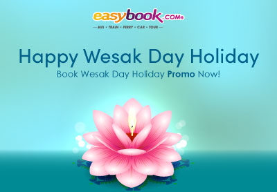 Happy Wesak Day Holiday