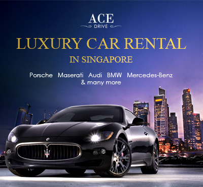 Newly Launched Ace Drive Luxury Car Rental Easybook My