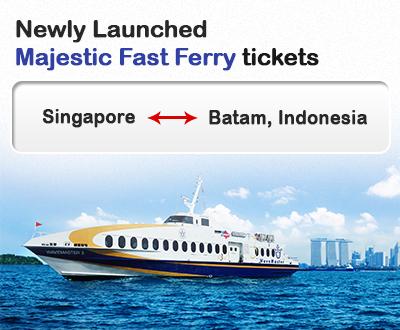 Baru Diluncurkan Tiket Feri Majestic Fast Easybook
