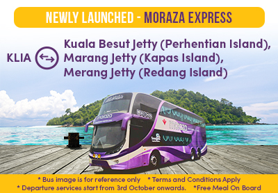 Easybook's Newly Launched - Moraza Express Bus