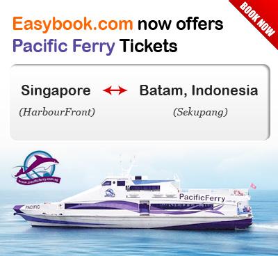 Baru Diluncurkan Tiket Feri Pacific Ferry Easybook