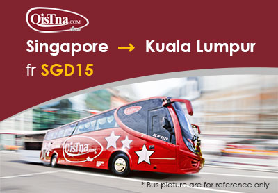 Qistna Express Discounted Bus Tickets