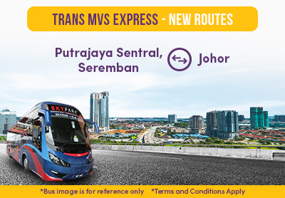 Trans MVS Express' New Routes